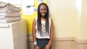 Thaliaa will spend the summer helping in Haiti.